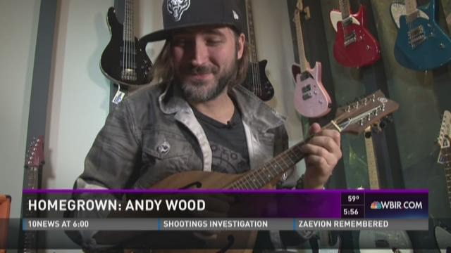 HomeGrown: Andy Wood