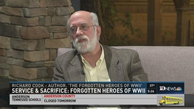 Service & Sacrifice: Forgotten...