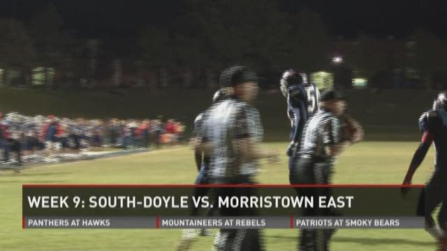 South Doyle v Morristown East