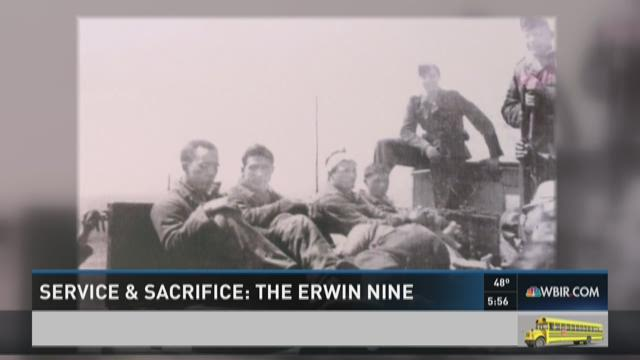 Service & Sacrifice: The Erwin Nine