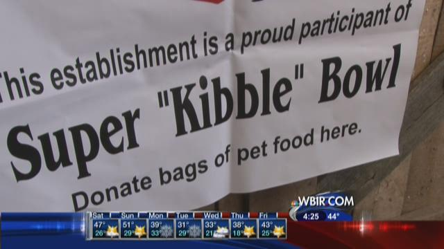 Kibble Bowl to benefit seniors and pets
