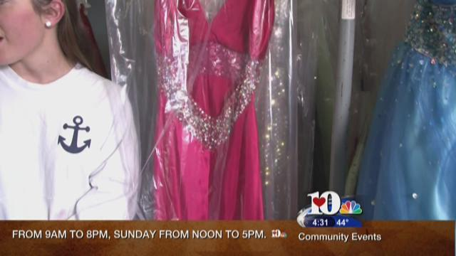 Prom Dresses for Haiti