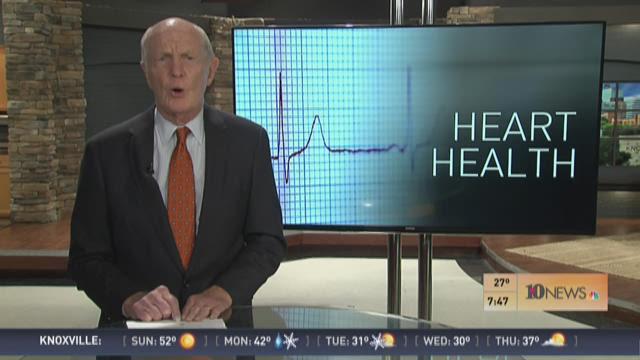 Dr. Bob's Health Minute: Heart Disease