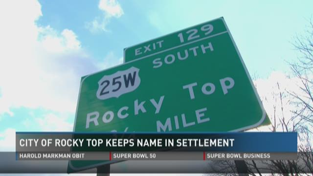 City of Rocky Top Lawsuit