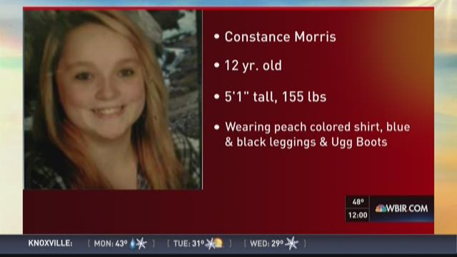 Amber Alert canceled: 12-year-old found safe