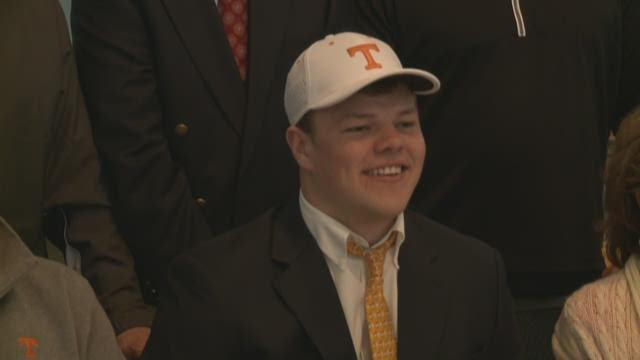 Webb's Andrew Craig excited to be a Vol