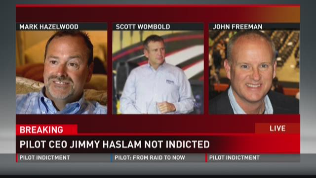 Eight indictments expected in Pilot case