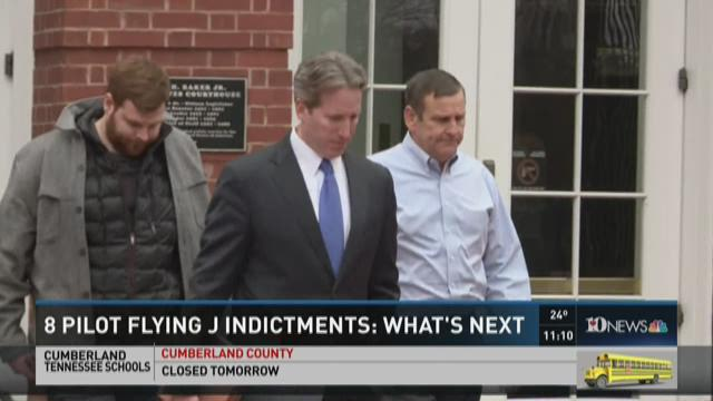8 Pilot Flying J Indictments: What's Next