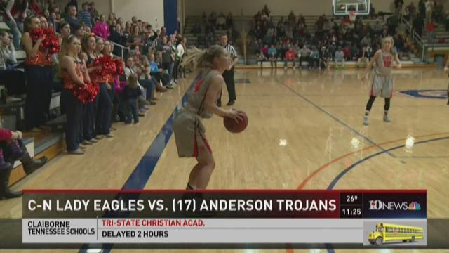 Lady Eagles rally to beat No. 17 Anderson in overtime