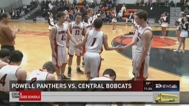 Powell vs. Central highlights