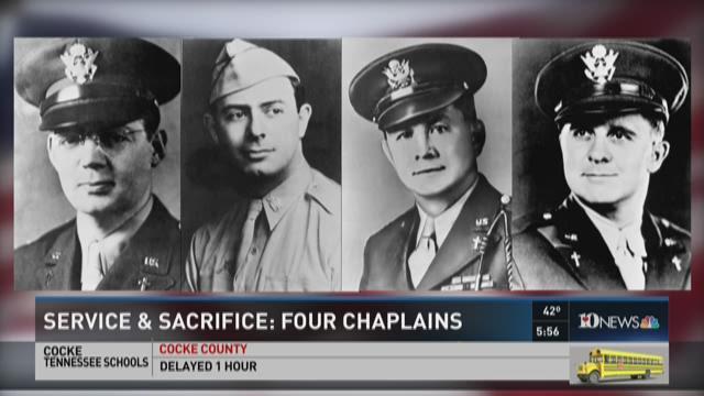 Service & Sacrifice: Four chaplains
