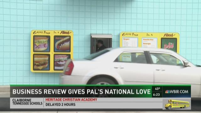 And Finally: Pal's known for service, business practices