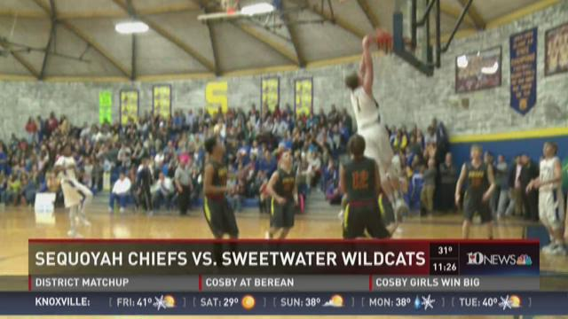 Sequoyah sweeps Sweetwater
