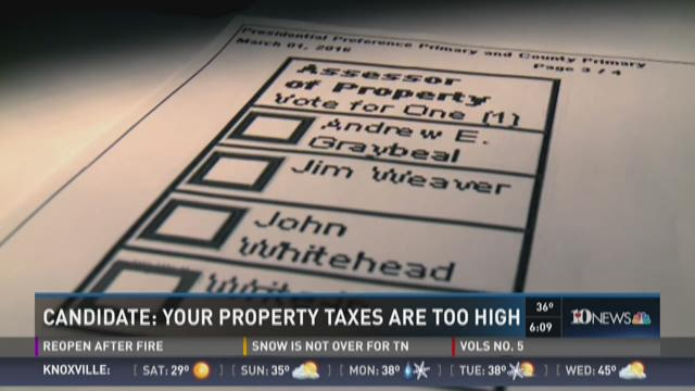 Knox Co. property assessor candidates spar over land values