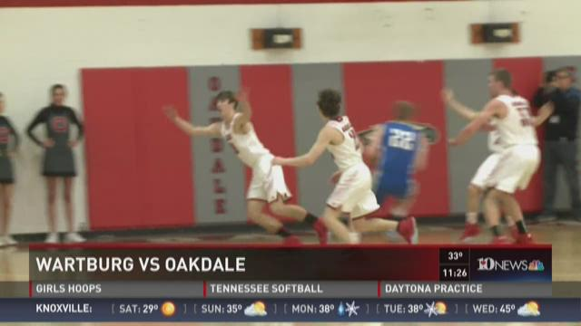 Grace tops Meigs; Oakdale clinches district title