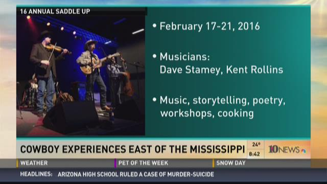 Tennessee Travel: Cowboy Experiences East of the Mississippi
