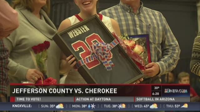 Jefferson County hosts Cherokee on Senior Day