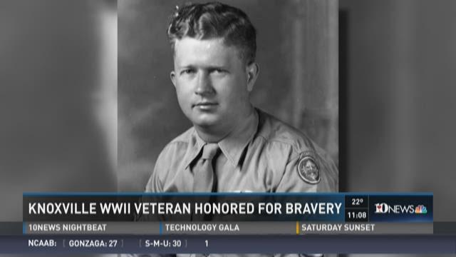 WWII Veteran Honored in Israel