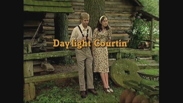 Daylight Courtin'