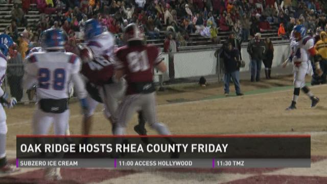 Oak Ridge to face undefeated team