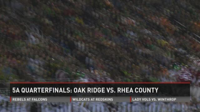 Oak Ridge v Rhea County