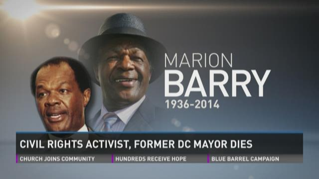Marion Barry in East TN