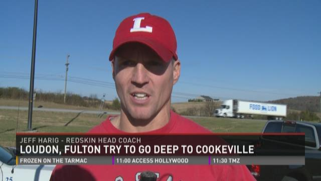 Loudon to host Fulton Friday