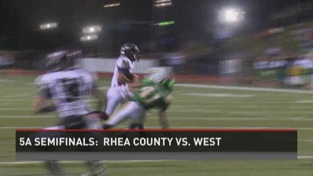 West  35,  Rhea County  28 (Final)