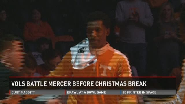 Tennessee 64, Mercer 54 (Final)