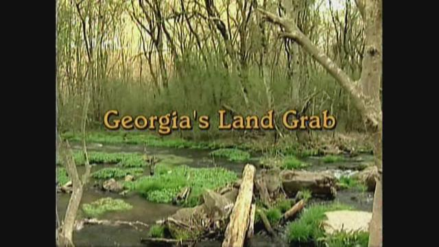 Georgia's Land Grab