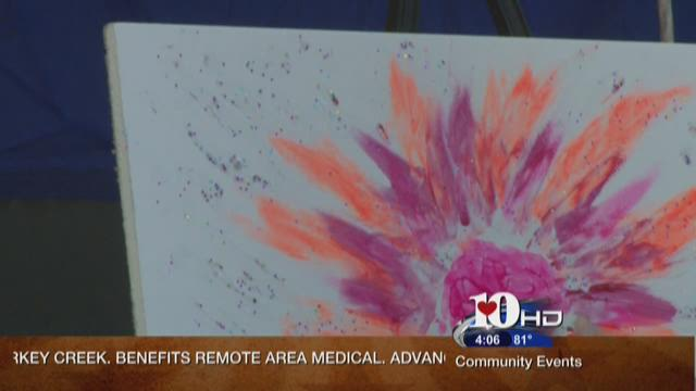 The Dogwood Arts Festival returns to downtown Knoxville