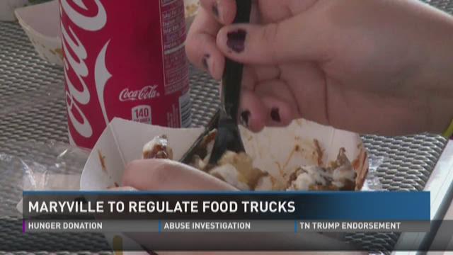 Maryville exploring food truck regulations