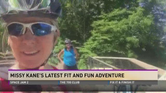 Missy Kane's Latest Fit And Fun Adventure