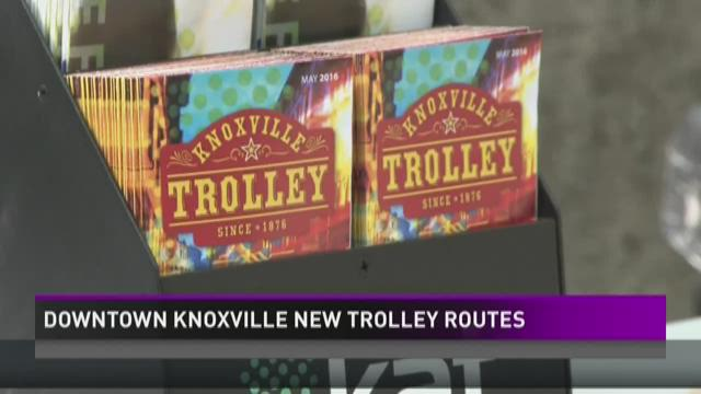 KAT Trolley Route Changes