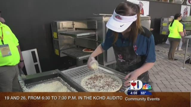 Knoxville team takes trophies in pizza making.