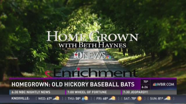 HomeGrown: Old Hickory Bats is a heavy hitter in Major League Baseball