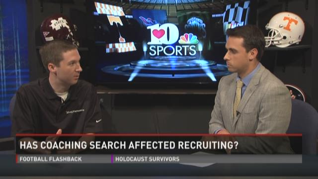 Callahan on recruiting affects