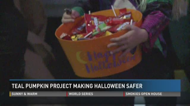 KPD posts 'Thriller' video to bring awareness to Teal Pumpkin Project
