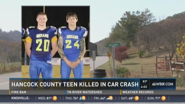 Teen Killed His Brother Hurt In Hancock Co Crash Wbir Com