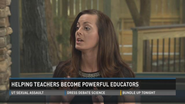 Helping teachers become powerful educators