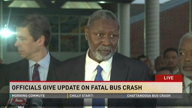 Chattanooga Mayor: 'Five is a cursed number in our city'