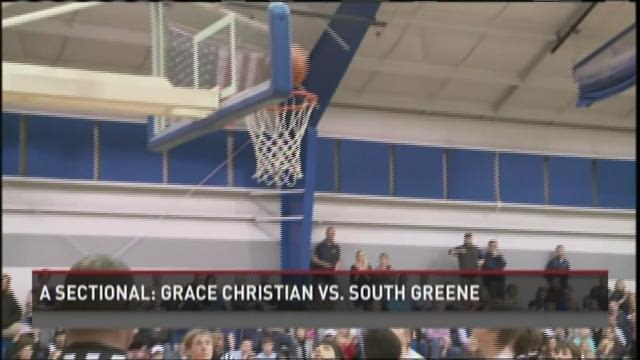 Grace vs South Greene