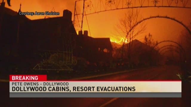 What we knew then: The 1st week of wildfire coverage   wbir com
