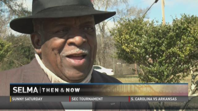 ET pastor heading to Selma march
