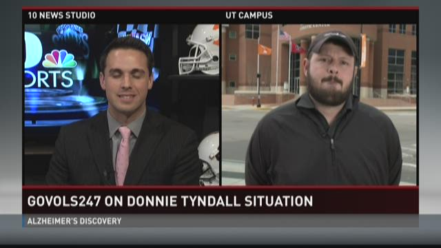 What will NCAA decide on Donnie Tyndall?