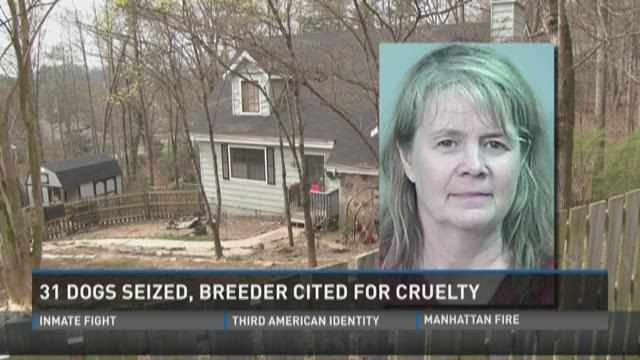 Neighbors: Breeder kept too many dogs