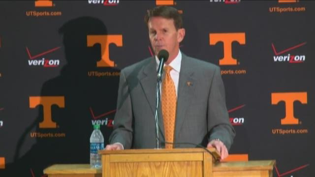 Full video: Dave Hart says Donnie Tyndall was fired