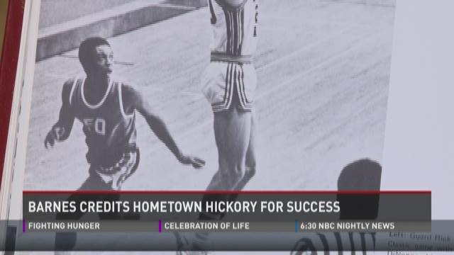 Rick Barnes' Hickory heroes preview