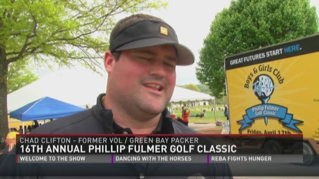 Phillip Fulmer Golf Classic benefits Boys and Girls Clubs