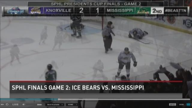 Ice Bears win President's Cup
